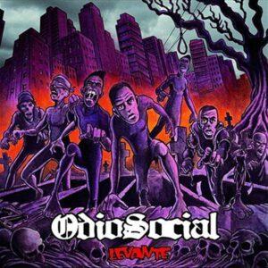 ÓDIO SOCIAL – Levante – LP