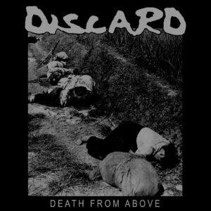 DISCARD – Death From Above – zádová nášivka