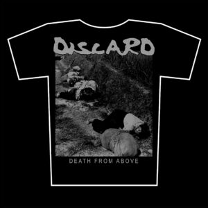 DISCARD – Death From Above – girlie t-shirt