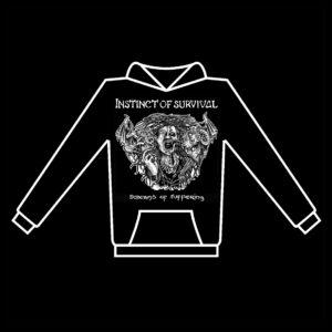 INSTINCT OF SURVIVAL – Screams of Suffering – hoodie