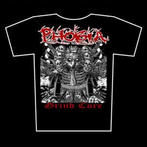 PHOBIA – Grind Core – tričko
