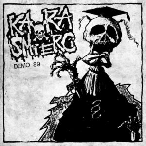 KARA ŚMIERCI – Demo 89 – LP