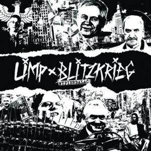 LIMP BLITZKRIEG – Wypierdalać – LP
