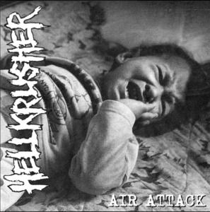 HELLKRUSHER / BULLET RIDDEN – split EP