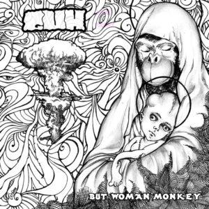 GUM – But Woman Monkey – LP
