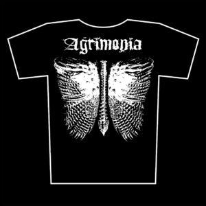 AGRIMONIA – Butterfly – dámské tričko