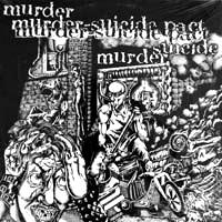 MURDER SUICIDE PACT – s/t – LP