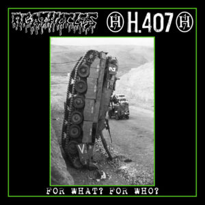 AGATHOCLES / H.407 – split LP