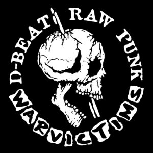 WARVICTIMS – D-beat Raw Punk – patch