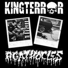 AGATHOCLES / KINGTERROR split 10LP
