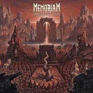 MEMORIAM – The Silent Vigil – LP