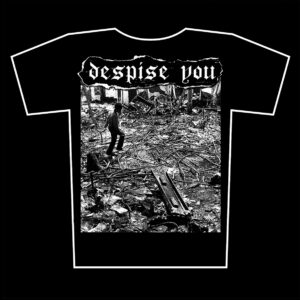 DESPISE YOU – s/t – tričko