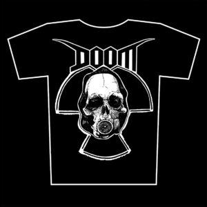 DOOM – Doomed Again – tričko