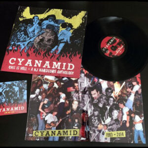 CYANAMID – This is hell – A NJ HC anthology – LP+CD
