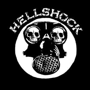 HELLSHOCK – gasmask – patch