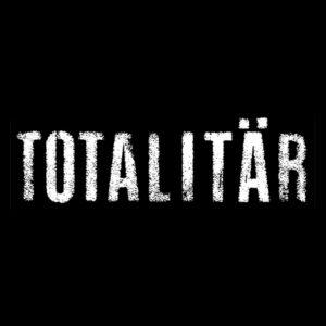 TOTALITÄR – logo – patch