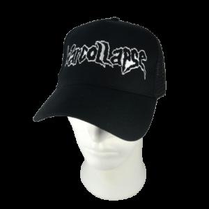 WARCOLLAPSE – logo výšivka – trucker