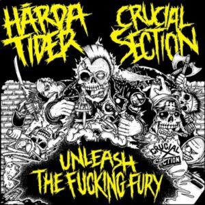 HARDA TIDER / CRUCIAL SECTION – split EP