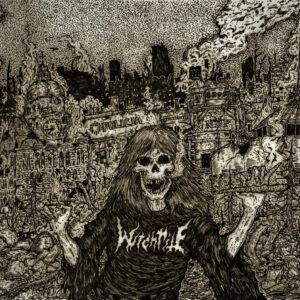 WITCHRITE – s/t – LP