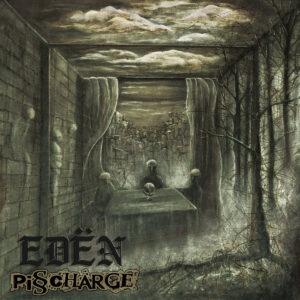 PISSCHARGE – Eden – LP