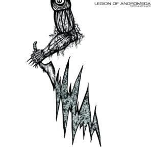LEGION OF ANDROMEDA – Fistful Of Hate – LP