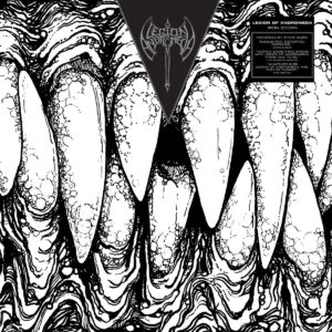 LEGION OF ANDROMEDA – Iron Scorn – LP