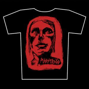 MARTYRDOD – girl – tričko