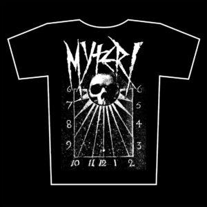 MYTERI – solur – t-shirt