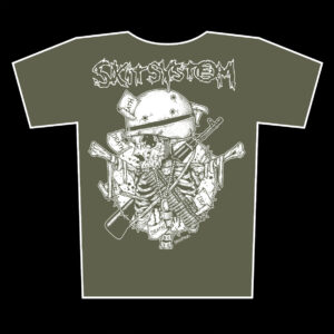 SKITSYSTEM – death – t-shirt
