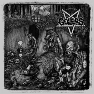 GOLERS – Backwoods Messages – LP