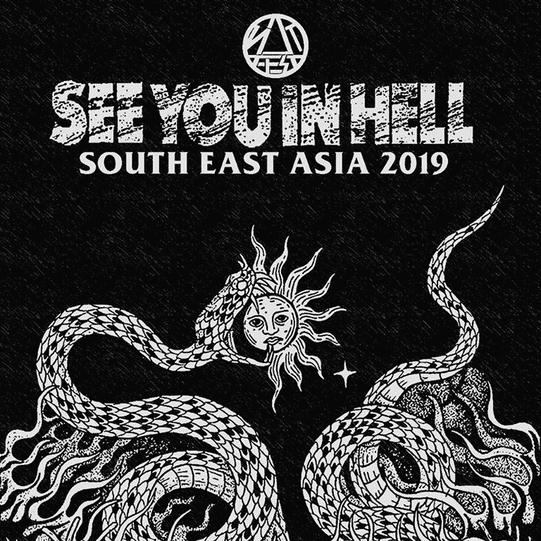 See You In Hell – South East Asia tour 2019