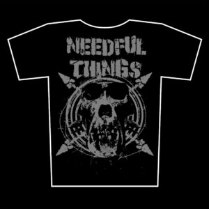 NEEDFUL THINGS – gorila – tričko