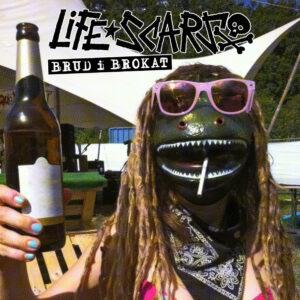 LIFE SCARS – Brud i brokat – CD