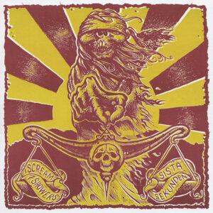 SISTA SEKUNDEN / I SCREAM 7 SHOWERS – split EP