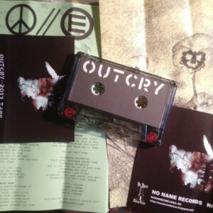 OUTCRY – 2017 – tape