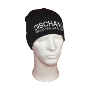 DISCHANGE – logo – kulich