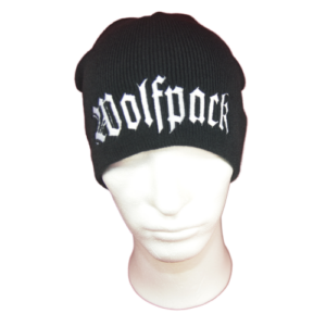 WOLFPACK – bold logo – kulich