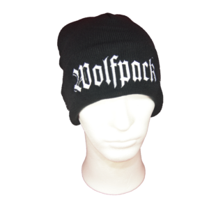WOLFPACK – full logo – ohrnovací kulich
