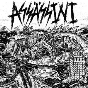 ASSÄSSINI – s/t – EP