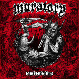 MORATORY – Confrontation – tape