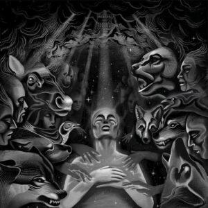 HERÏDA / TARSIUS TARSIER – split LP