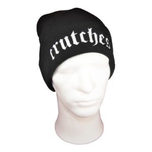 CRUTCHES – ohrnovací kulich