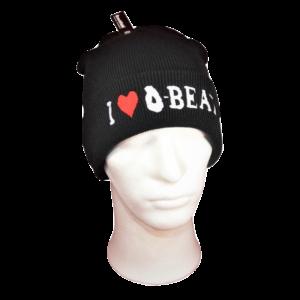 I LOVE D-BEAT – ohrnovací kulich