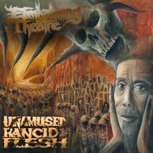 EMBALMING THEATRE – Unamused Rancid Flesh – LP