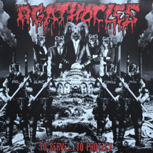 AGATHOCLES – To Serve… to Protect – LP