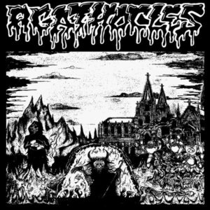 AGATHOCLES / IRON BUTTER – split EP