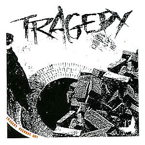 TRAGEDY – s/t – LP