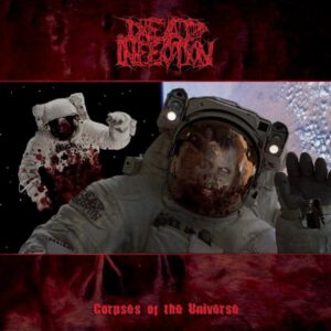 DEAD INFECTION – Corples of the Universe – LP