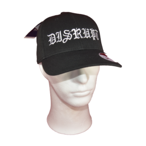DISRUPT – embroidered logo – cap