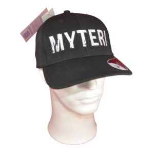 MYTERI – logo výšivka – čepice